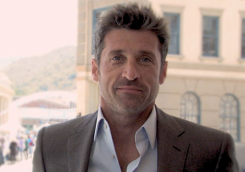 Patrick Dempsey Stands Up to Cancer with 'How I Fight' Campaign