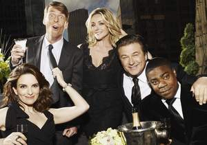 Jane Krakowski and Tina Fey Hint at '30 Rock' Reunion with Tracy Morgan