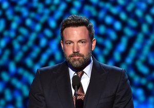 Ben Affleck Shoots Down Nanny Story, Calls It 'Garbage'