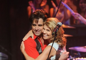 Lori Loughlin Says John Stamos is 'Fantastic' After Completing Rehab