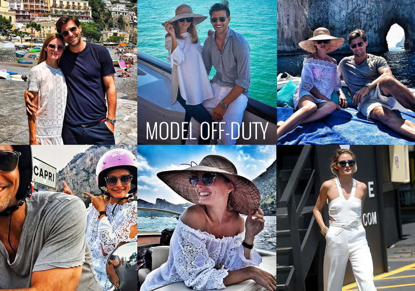 Olivia Palermo's White-Hot Summer Style
