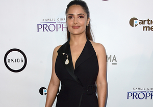 Tree Bark and Bone Broth? Salma Hayek Reveals Her Unusual Beauty Secrets