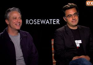 Jon Stewart on 'The Daily Show' Being Longest Job He's Held and Directing…