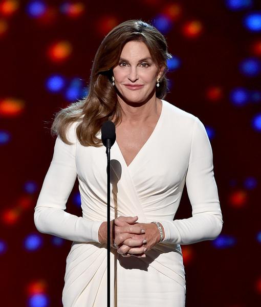 Caitlyn Jenner Nervously Tries Out Her Best Feminine Voice for Kim Kardashian