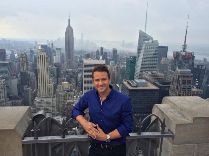 'Crime Watch Daily' Host Matt Doran Takes Over Manhattan