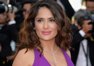 Salma Hayek Reveals Her Unusual Beauty Secrets
