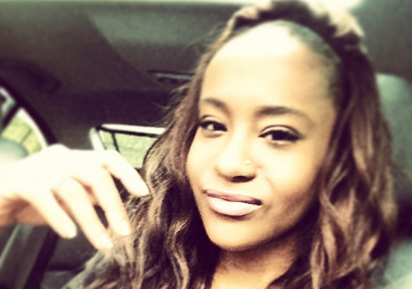 Bobbi Kristina Brown Mourners Kept Apart By Security Guards at 'Circus' Burial