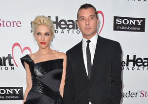 Gwen Stefani U0026 Gavin Rossdale File For Divorce