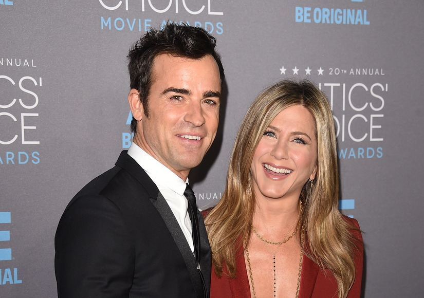 Jennifer Aniston and Justin Theroux Fly Out for Honeymoon Following Secret Wedding
