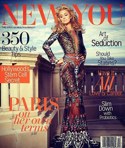 Paris Hilton Goes from Celebutante to Humanitarian
