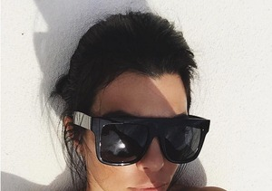 Kourtney Kardashian's Breakup Bikini Revenge