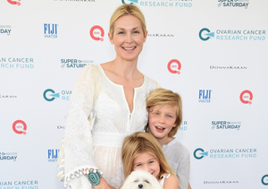 Kelly Rutherford Won't Send Her Kids Back to Monaco