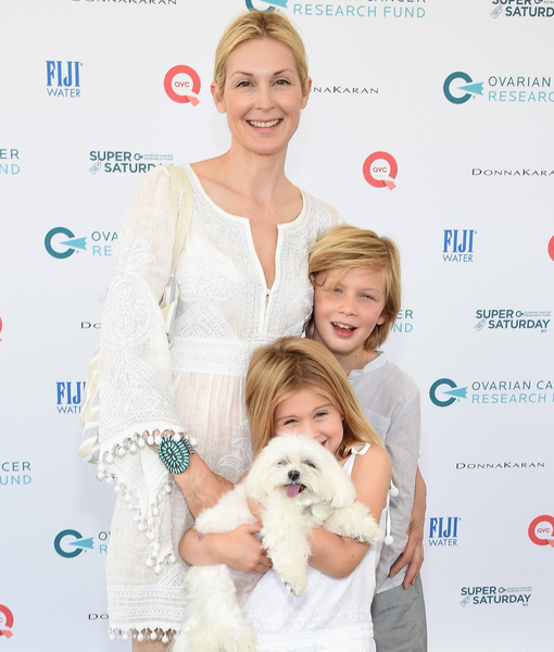 Kelly Rutherford Won't Return Her Children to Her Husband: Statement
