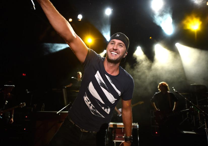 Luke Bryan on Blake and Miranda, His 'Chaotic' Homelife, and Those Justin Timberlake Comparisons