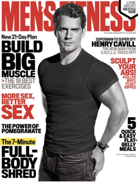 Hard at Work: That Time When Henry Cavill's Manhood Made a Cameo