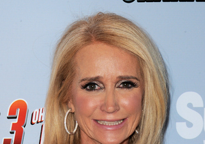 Kim Richards Admitted to Hospital