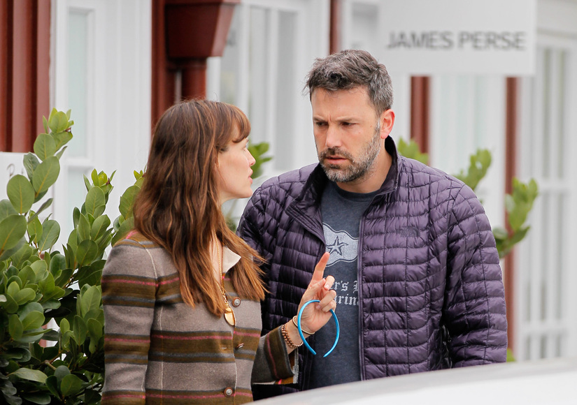 Are Ben Affleck and Jennifer Garner Still Trying to Make It Work?