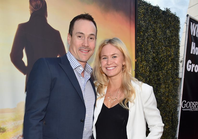 Chris Klein Marries Laina Rose Thyfault After Four Years of Dating