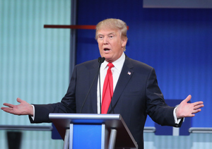 Donald Trump Chats with 'Extra' on Iowa, Immigration, Politics, Polls……