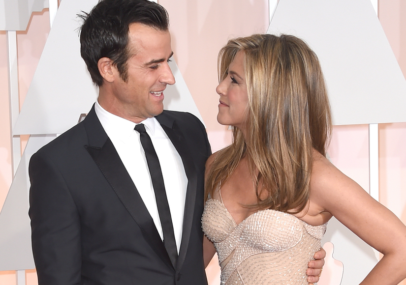 Howard Stern's Hilarious Retelling of Jennifer Aniston & Justin Theroux's Top Secret Wedding