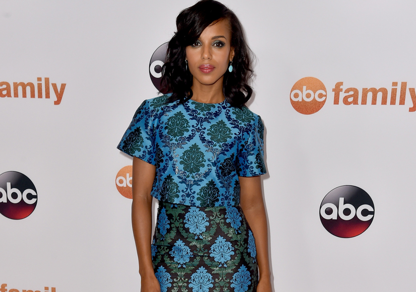 'Scandal' Preview: Kerry Washington Says the Season 5 Premiere Surprised Her!