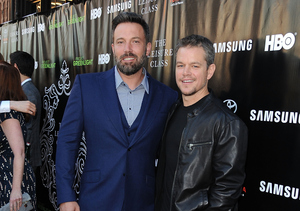 Matt Damon Says Ben Affleck Is Doing 'Great' After Nanny Scandal