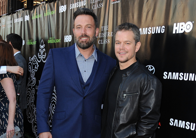 Matt Damon Says Ben Affleck Is Doing 'Great' After Nanny Scandal