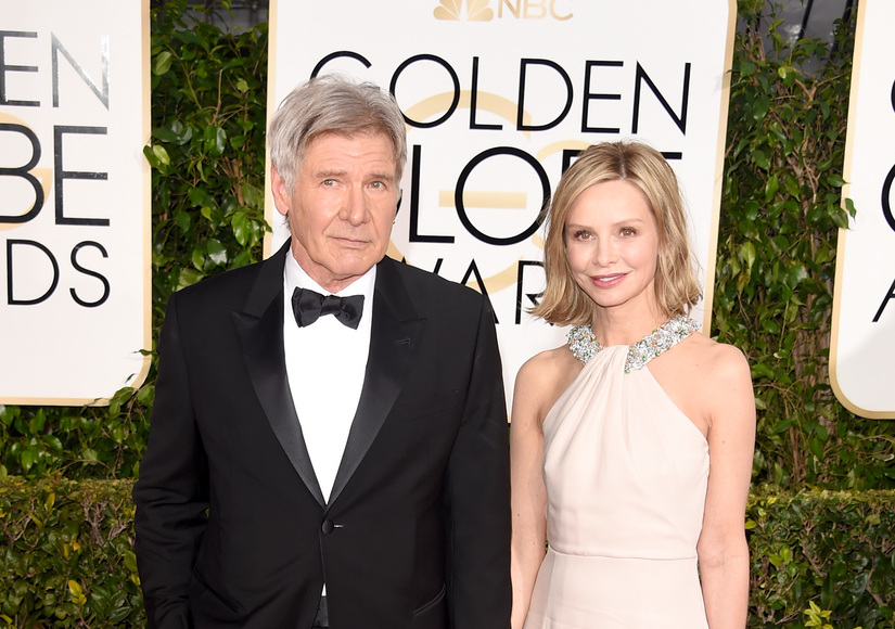 Calista Flockhart Opens Up About Harrison Ford's 'Scary' Plane Crash