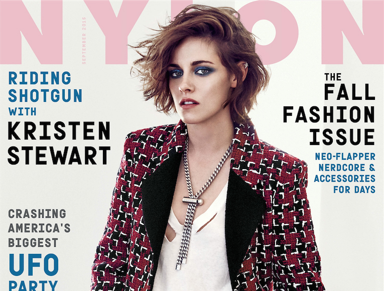 Extra Scoop: Kristen Stewart Sounds-Off on Rumors She's Dating Alicia Carlisle
