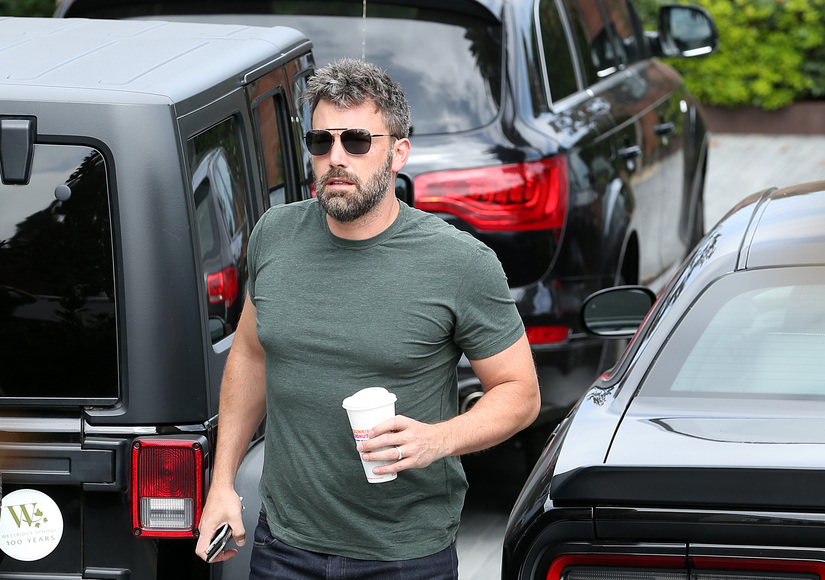 Ben Affleck Continues to Wear Wedding Ring Amid Nanny Scandal