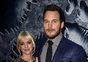 Anna Faris Addresses Chris Pratt Cheating Rumors