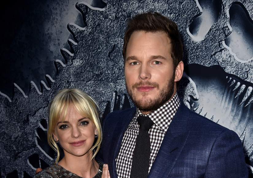Chris Pratt steps out without wedding ring