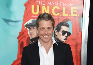 Hugh Grant Reveals His Crazy Connection to Guy Ritchie!