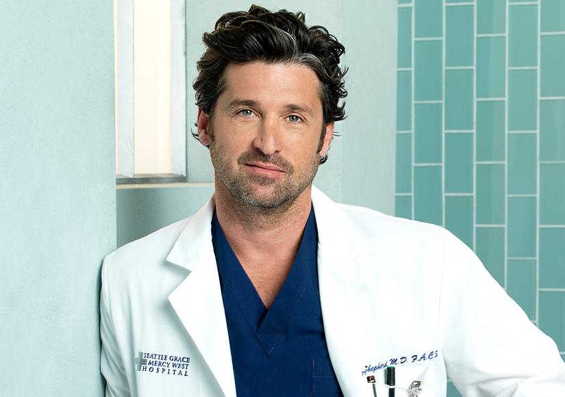 Greys Anatomy Shonda Rhimes On Why Dr Derek Shepherd Aka