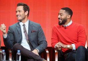 Mark Paul Gosselaar and Tone Bell Dish on New Show 'Truth Be Told'