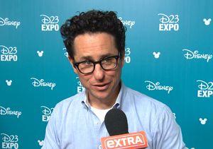 'Star Wars' Cast & Director J.J. Abrams Talk 'The Force Awakens' at D23 Expo