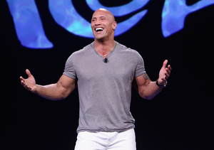 Dwayne Johnson on 'Baywatch': Zac Will Be Running Slo-Mo, I'll Be Popping My…
