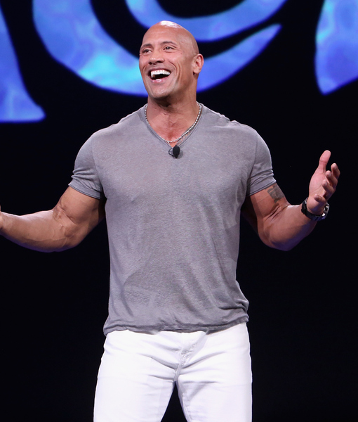 Dwayne Johnson on 'Baywatch': Zac Will Be Running Slo-Mo, I'll Be Popping My…