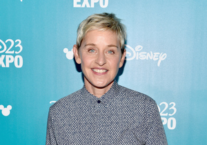 Ellen DeGeneres Dishes on Jennifer Aniston & Justin Theroux's Secret Wedding