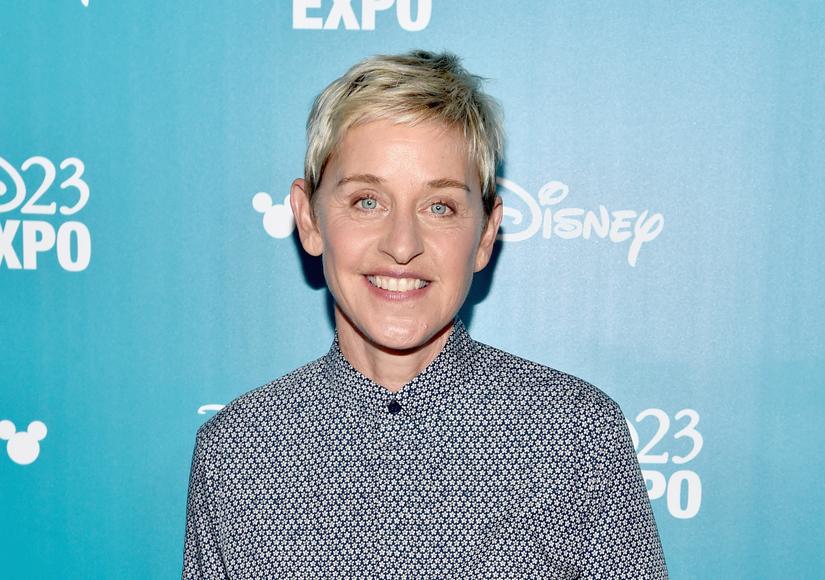 Ellen DeGeneres Dishes on Jennifer Aniston & Justin Theroux's Secret Wedding