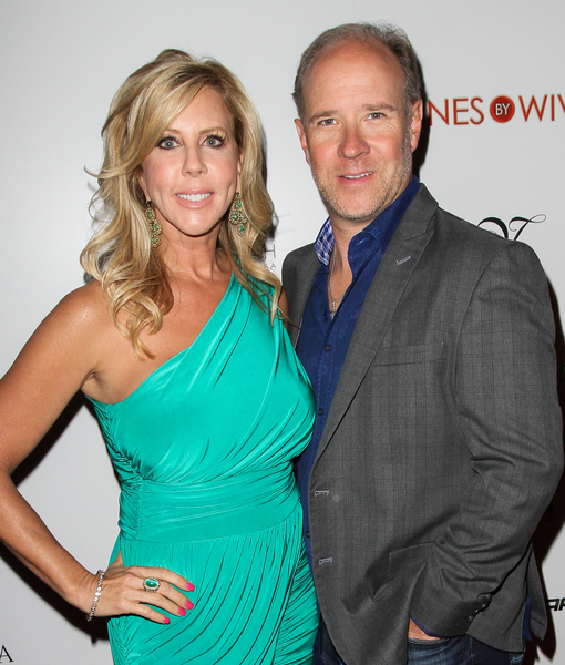 Vicki Gunvalson and Brooks Ayers: Off Again