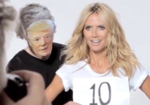 Heidi Klum Hits Back at Trump After He Says She's Not a 10 Anymore