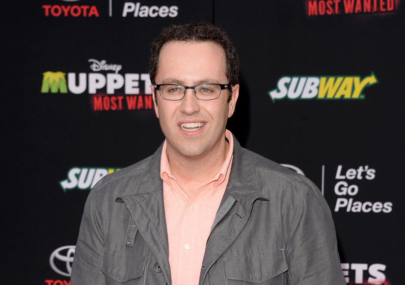 Jared Fogle Pleads Guilty to Child Porn and Sex Crimes, Gets 15 Year Prison Sentence