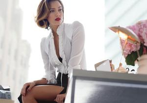 Jessica Alba Calls Gwyneth Paltrow Comparisons 'Unfair'