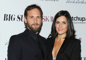 Josh Lucas and Ex-Wife Are Living Together Again