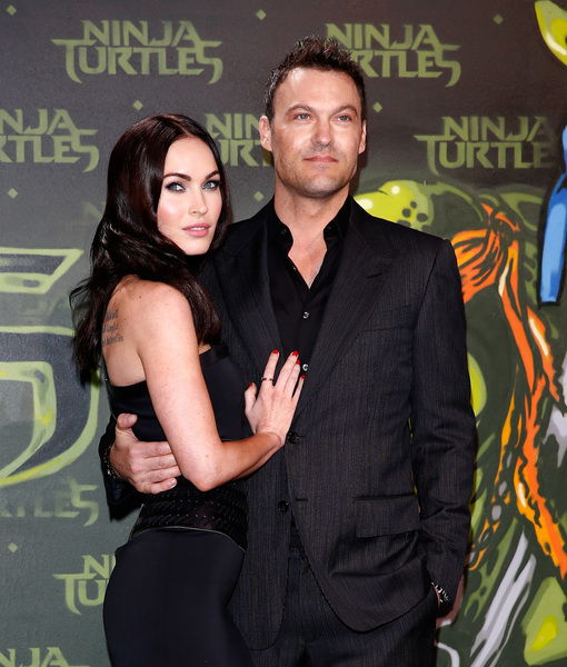 Megan Fox & Brian Green Separate After 5 Years of Marriage