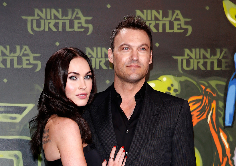 Megan Fox's Bikini Babymoon with Brian Austin Green in Hawaii