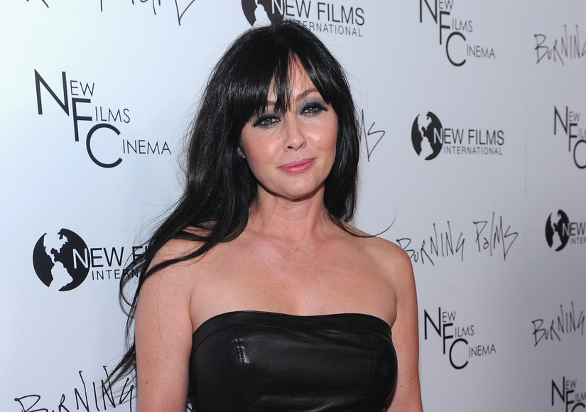 Shannen Doherty Reveals Breast Cancer Diagnosis in Lawsuit Against Management Firm