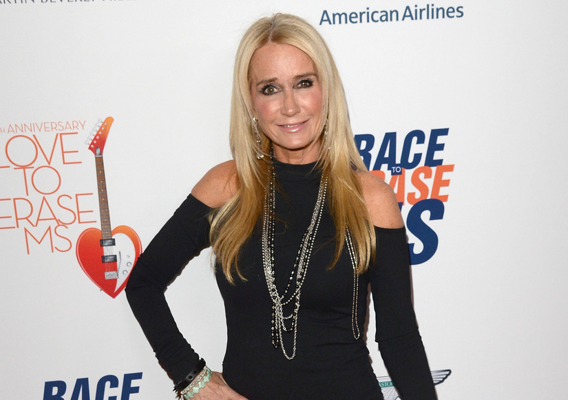 Kim Richards Hospitalized After 5150 Hold