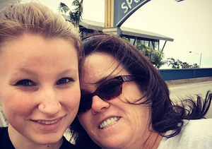 Rosie O'Donnell's Daughter Chelsea Decides to Live with Birth Mother